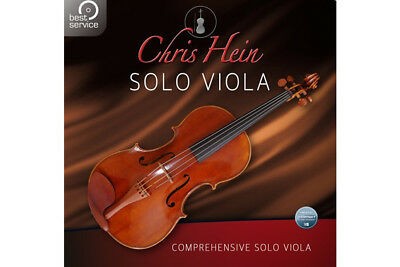 Best Service Chris Hein Solo Viola EXtended • 138.11£