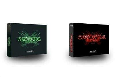 Project Sam Orchestral Essentials 1-2 Pack Orchestral Sample Library Collection  • 506.65£