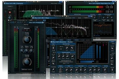 Blue Cat Audio Energy Pack Dynamics Software Download • 285.51£