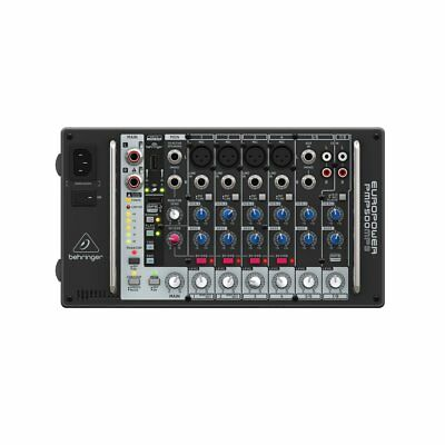 Behringer Europower PMP500MP3 500W 8-Channel Powered Mixer • 224.31£