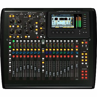 Behringer X32 Compact Digital Mixer With Motorized Faders And Virtual FX Rack • 1,378.25£