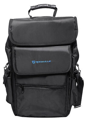 Rockville Carry Case Backpack For Line 6 Helix LT Guitar Multi-Effects Processor • 46.46£