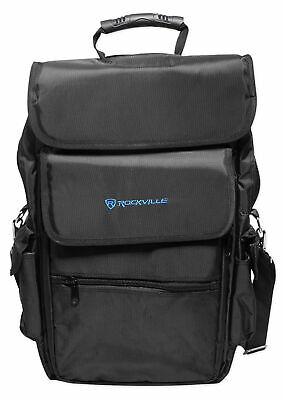 Rockville Carry Case Backpack For Line 6 Helix LT Guitar Multi-Effects Processor • 44.80£