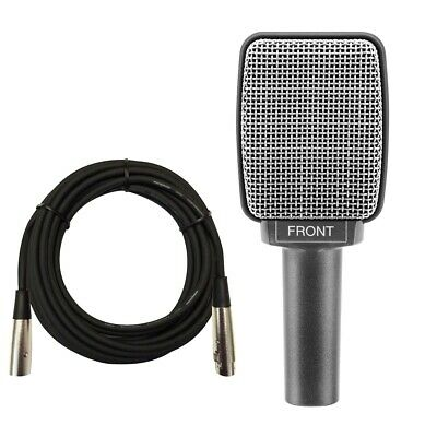 Sennheiser E 609 Silver Guitar Microphone CABLE KIT • 83.66£