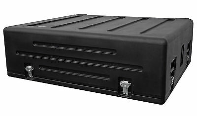 SKB 1RMTF5-DHW Roto Mixer Flight Case For Yamaha TF5 Mixer W/ Doghouse+Casters • 386.14£