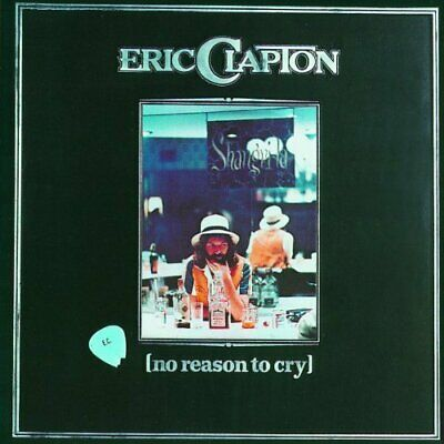 Eric Clapton | CD | No Reason To Cry (1976; 11 Tracks, Remastered) • 12.62£