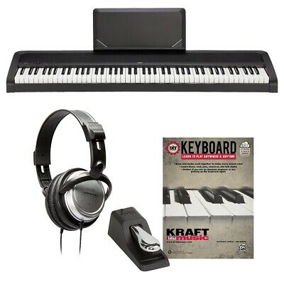 Korg B2N Digital Piano - Black BONUS PAK • 304.26£