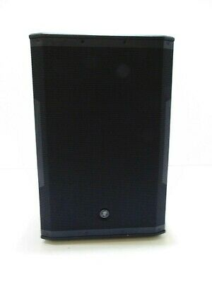 Mackie SRM650 15  High Definition Two Way Active PA Speaker-DAMAGED- RRP £539 • 350£