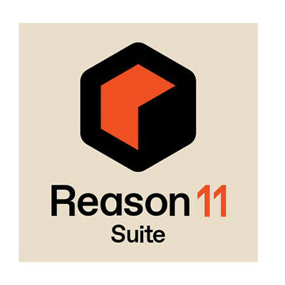 Reason Studios Reason 11 Suite, Upgrade From Any FULL Version Of Reason Standard • 176.04£