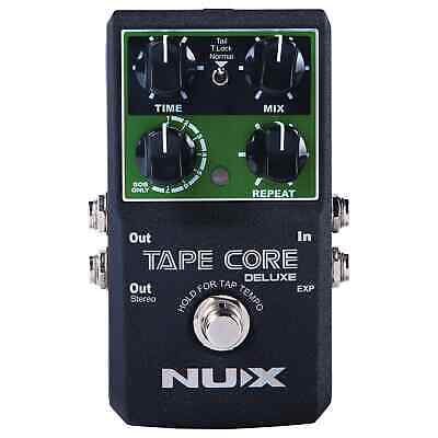 NUX Core Deluxe Tape Echo Effects Pedal • 60.99£