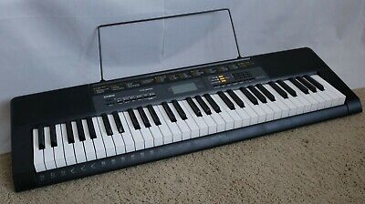 Brand New Casio CTK-2500 Black 61-Key Electric Piano/Keyboard • 38.30£