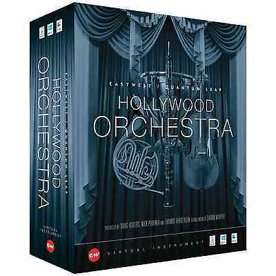 Eastwest Hollywood Orchestra GOLD (Serial Download) • 402£