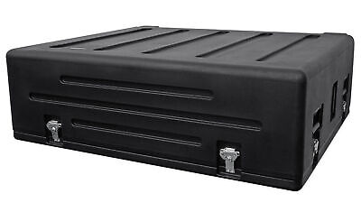 SKB 1RMTF5-DHW Roto Mixer Flight Case For Yamaha TF5 Mixer W/ Doghouse+Casters • 443.93£