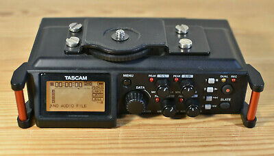 Tascam Dr-70d Linear 4 Channel Pcm Recorder With 16gb Sd & Usb • 179£