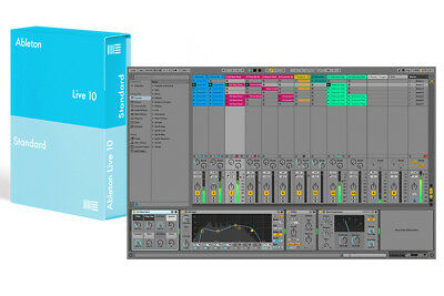 Ableton Live 10 Standard Upgrade From Live 1-9 Standard • 175.44£