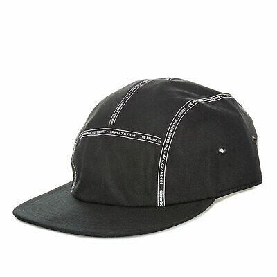 Adidas NMD Mens Adjustable Strap One Size Fits Most Flat Brim Cap In Black • 13.94£