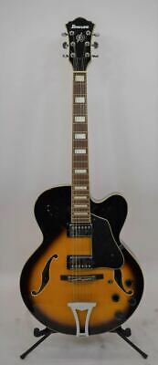 Ibanez AF75BS Artcore Semi Hollow Electric Guitar - Previously Owned • 291.53£
