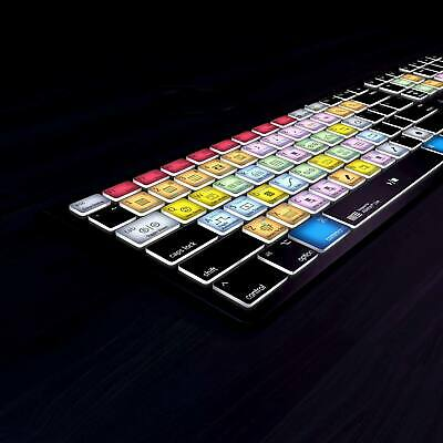 Ableton Live Keyboard | Backlit Shortcut | By Editors Keys Mac Or PC • 99.99£