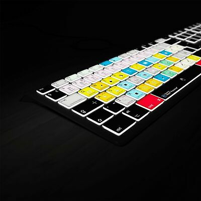Adobe Photoshop Keyboard | Backlit Shortcut | By Editors Keys Mac Or PC • 99.99£