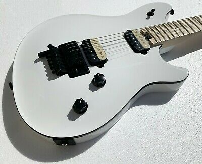 EVH Wolfgang® Special Electric Guitar Maple Fingerboard Polar White NEW 2020 • 815.72£