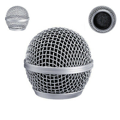 Microphone Grille For Windscreen SM58 Replacement Shure SM58LC SM58SK SM58S • 2.61£