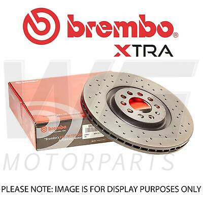 Brembo Xtra 308mm Front Brake Discs For OPEL ADAM 1.4 S • 180£