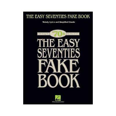 The Easy Seventies Fake Book By Hal Leonard Corp (creator) • 17.16£