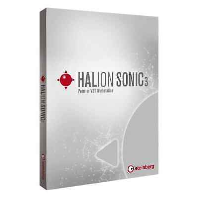 Steinberg HALion Sonic 3 Virtual Instrument • 199£