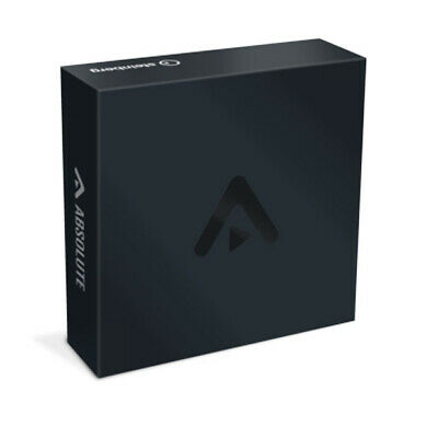 Steinberg Absolute 4, Bundle, Groove Agent, HALion • 431.67£