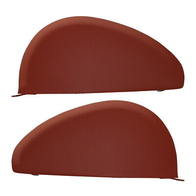 1935-1948 Dodge Chevy Oldsmobile Ford Cadillac Buick Tear Drop Fender Skirts  • 434.42£