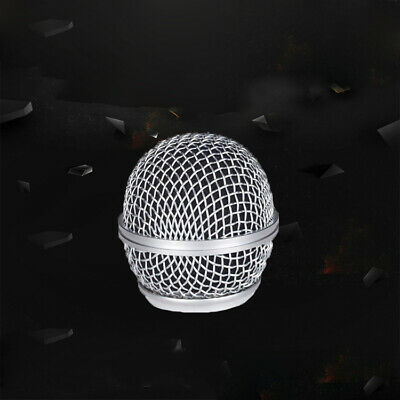 Microphone Grille For Windscreen SM58 Replacement Shure SM58S SM58SK • 2.39£