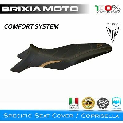 Seat Cover Gallipoli 4 Comfort 6gl-1 Logo Mt Yamaha Mt - 09 2013 2020 • 205£