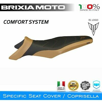 Seat Cover Gallipoli 1 Comfort 6gl-1 Logo Mt Yamaha Mt - 09 2013 2020 • 205£