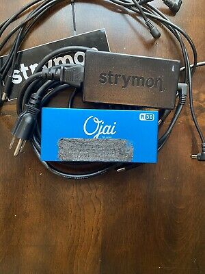 Strymon Ojai R30 5-Output Low-Profile High Current DC Power Supply  • 102.49£