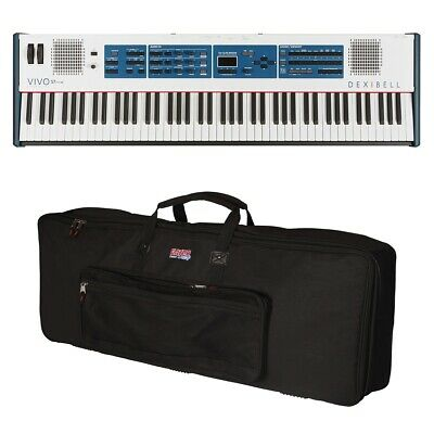 Dexibell Vivo S7 Pro M Stage Piano CARRY BAG KIT • 2,281.91£