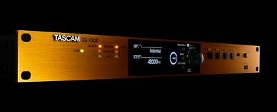 TASCAM CG-1000 is A Master Clock Generator Based On A Oven Controlled Crystal Os • 934.46£