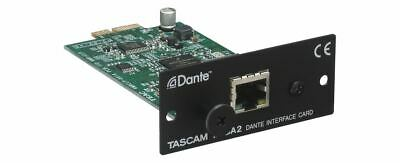 TASCAM IF-DA22 IN / 2 OUT Dante Interface Card For The SS-R250N/SS-CDR250N • 311.51£