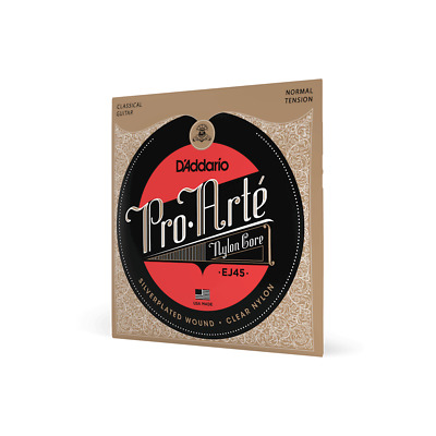 D'Addario EJ45 Pro Arte Classical Strings - Normal Tension. Superior Quality • 9.95£