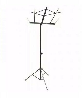 On-Stage Stands Compact Sheet Music Stand Black SM7122B. No Flaws But No Bag. • 7.65£