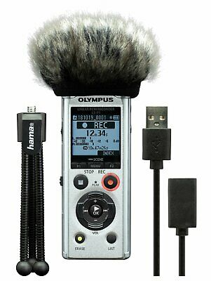 Olympus LS-P1 Podcaster Dictation Kit • 139.99£
