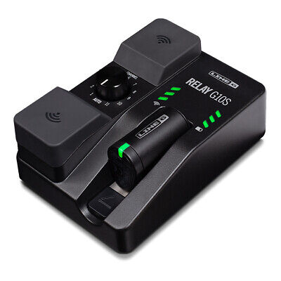 Line 6 Relay G10S Digital Guitar Wireless System With Rechargeable Transmitter • 177.32£