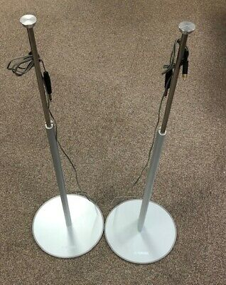 Yamaha SPS-80 Pair Of Speaker Stands (to Fit Tyros/Genos) • 15.99£