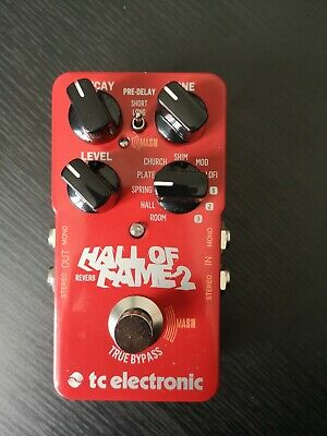 Tc Electronic Hall Of Fame 2 Reverb • 28£