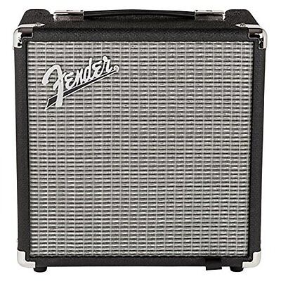 Fender Rumble 15 Bass Combo Amp Part No:237-0106-900. Rich Bass Sounds ! • 100£