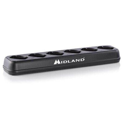 Midland Multi Ca-br02 6 Multipack Batteries And Chargers Electronics Black • 85.99£