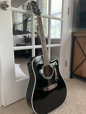 Takamine EF341SC 6 String Acoustic Electric Guitar • 763.68£