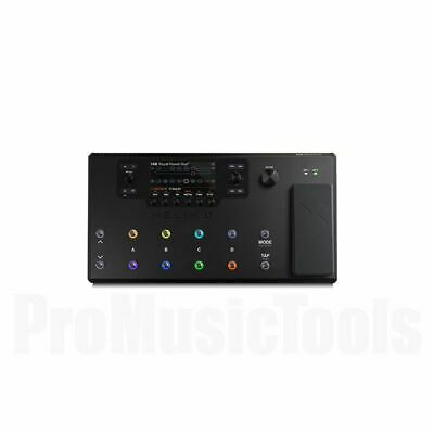 Line 6 Helix LT Guitar Processor - 1x Opened Box * NEW * Line6 • 804.97£