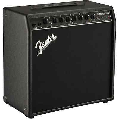 Fender Champion™ 50XL 50w, 1x12 Combo Guitar Amp P/N 2330506000 • 190£