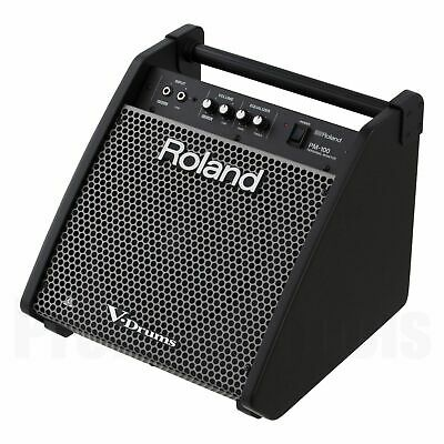 Roland PM-100 Personal E-Drum Monitor * NEW * Pm100 V-drums • 273.60£