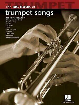 Big Book Of Trumpet Songs By Hal Leonard Publishing Corporation 9781423426677 • 10.88£
